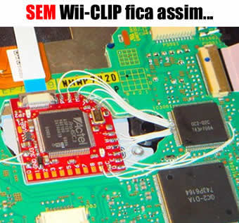 desbloqueio_wiiclip1.jpg, modchip, wii, unlock, desbloqueio, desbloquear, nintendo